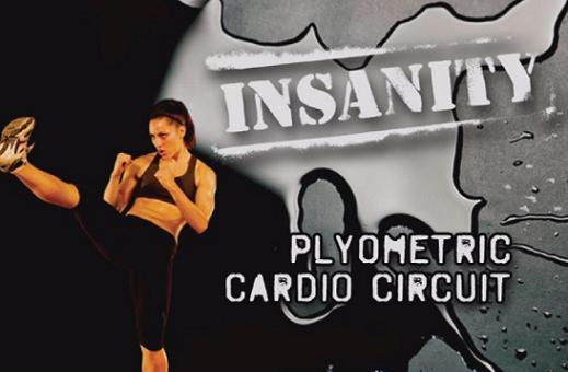 Insanity Workout Program Day 2 Plyometric Cardio Circuit Full