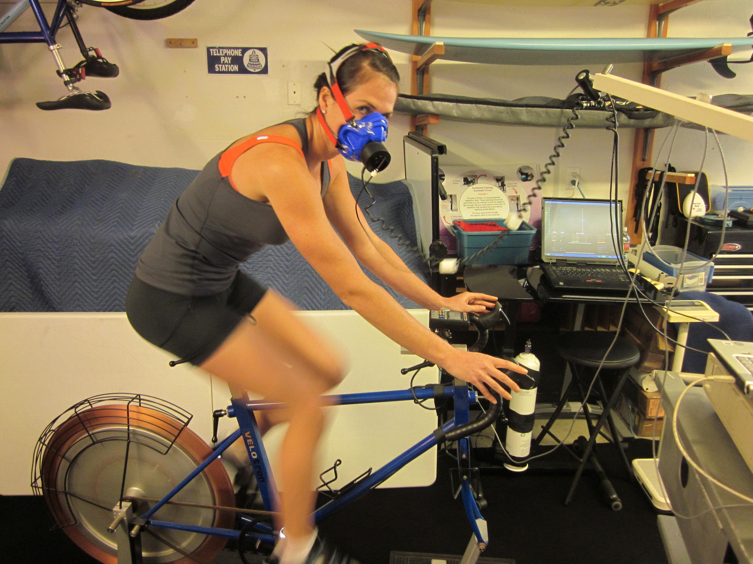 Fitness Testing Fun