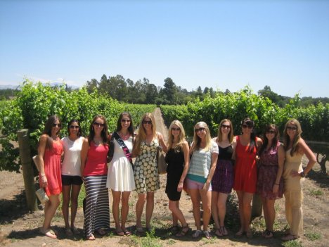 Wine tasting as an Olympic sport? We might win!